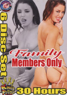 Family Members Only (6-Pack) Porn Movie