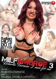 MILF Amore 3: Roberta Farnese 2 Men For Me Porn Movie
