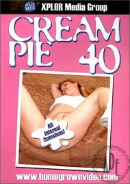 Cream Pie 40 Porn Movie