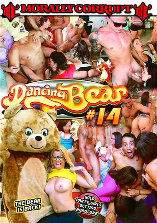 Dancing bear adult-9006