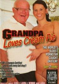 Grandpa Loves Cream Pie Porn Movie