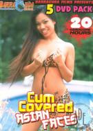Cum Covered Asian Faces 5 Pack Porn Movie