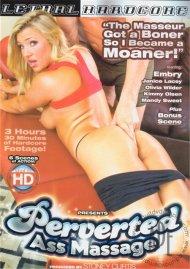 Perverted Ass Massage Porn Movie