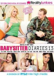 Babysitter Diaries 13 Porn Movie