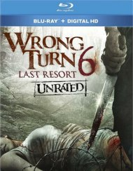 Wrong Turn 6: Last Resort (Blu-ray + UltraViolet) Blu-ray Movie