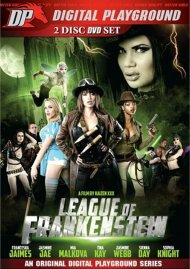 League Of Frankenstein Movie