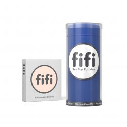 fifi: Big Blue Sex Toy