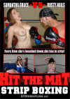 Strip Boxing - Samantha Grace vs Rusty Nails Boxcover