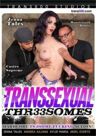 Transsexual Threesomes Porn Movie