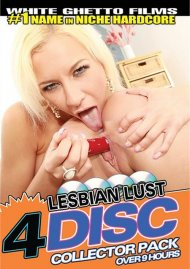 Lesbian Lust 4 Disc Collector Packs Porn Movie