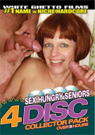 Sex Hungry Seniors Collector Pack Porn Movie