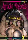 Italian Amateur 1 - Amiche Ingorde Boxcover
