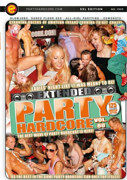 Video hardcore parties