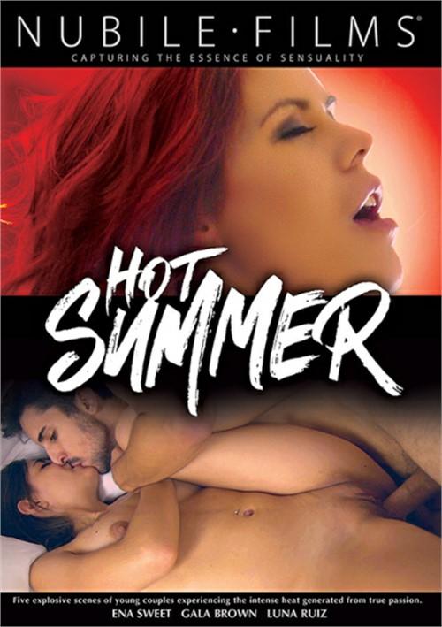 Hot Summer Gala Brown Nubile Films 2018