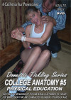 """College Anatomy #5 """"Physical Education"""" Boxcover"""