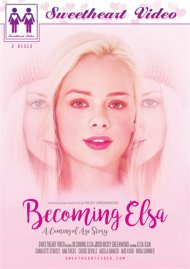 Becoming Elsa DVD porn movie from Sweetheart Video.