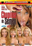 Chupitos de Semen Porn Video