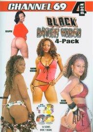 Black Mature Women 4-Pack Porn Movie
