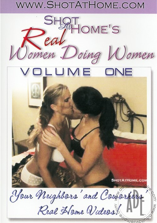 Real Women Doing Women Vol. 1