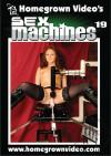 Sex Machines 19 Boxcover