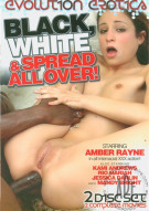 Black, White & Spread All Over! Porn Movie