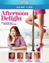 Afternoon Delight (Blu-ray + DVD Combo) Blu-ray Movie