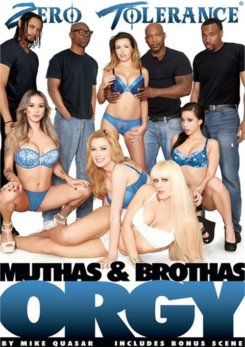 Muthas And Brothas Orgy