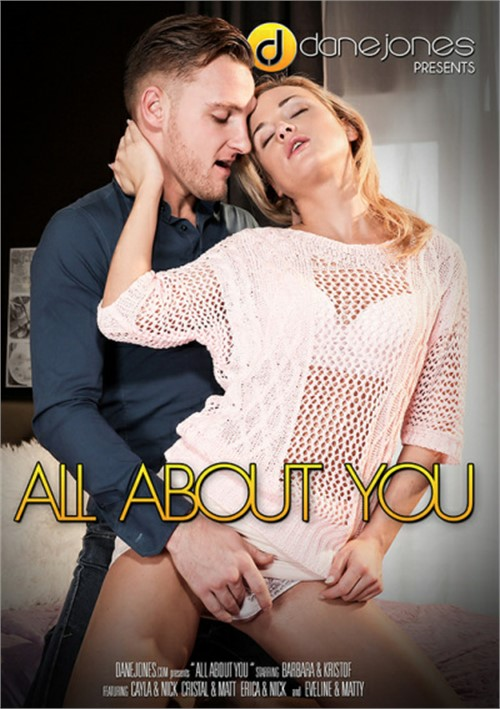 Eveline stars in All About You DVD porn movie.