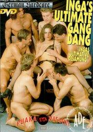 Inga's Ultimate Gang Bang Porn Video