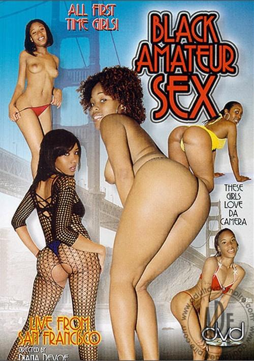 Black ametuer sex