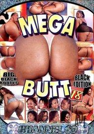 Mega Butt 18: Black Edition Porn Movie