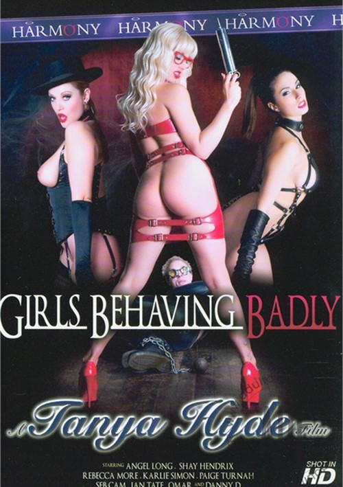 Who is the pornstar on girls behaving badly