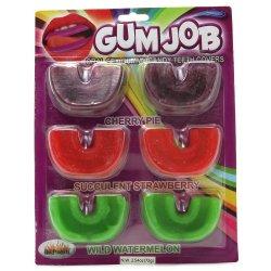 Gum Job: Gummy Candy Teeth Covers  Sex Toy