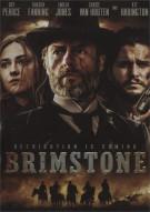 BRIMSTONE Movie