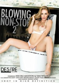 Blowing Non-Stop 2 porn DVD from Desire Films.