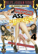 Weapons of Ass Destruction 4 Porn Movie