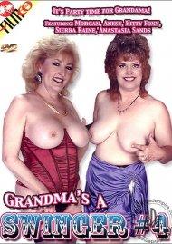 Grandmas a Swinger #4 Porn Movie