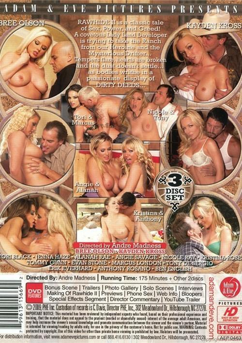 movie Rawhide porn