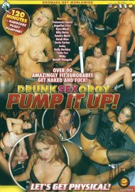 Drunk Sex Orgy: Pump It Up! Porn Video