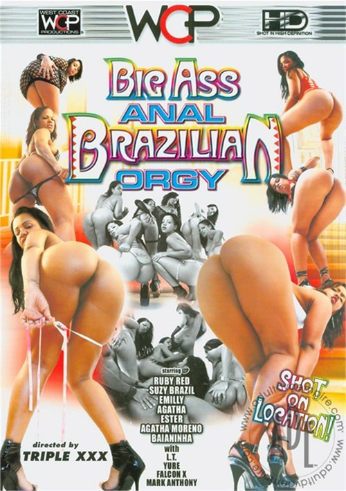 Are these Anal orgy dvd like!