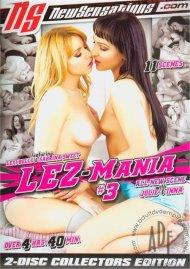 Lez-Mania #3 Porn Movie