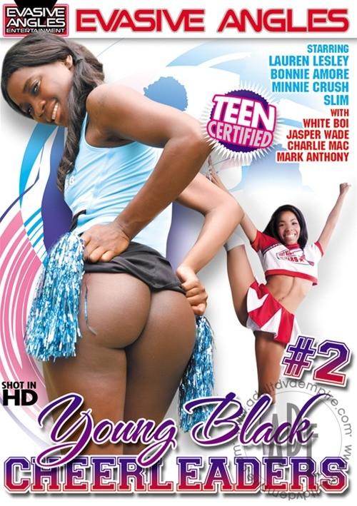 Young Black Cheerleaders 2  Porn Dvd 2012  Popporn-3142