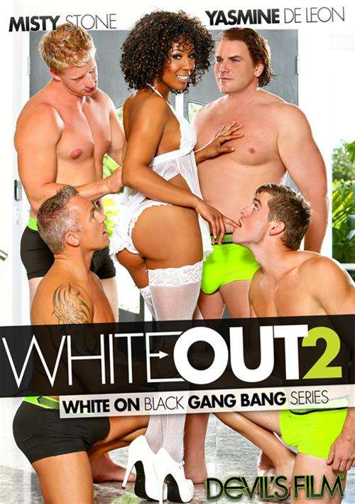 White Out 2 XXX DVD from Devil's Film.