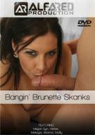 Bangin' Brunette Skanks Porn Video
