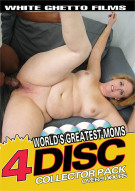 Worlds Greatest Moms 4-Disc Collector Pack Porn Movie