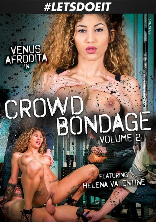 Crowd Bondage 2 Helena Valentine Bondage Fetish Wear