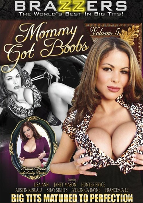 Mommy Got Boobs Vol. 5
