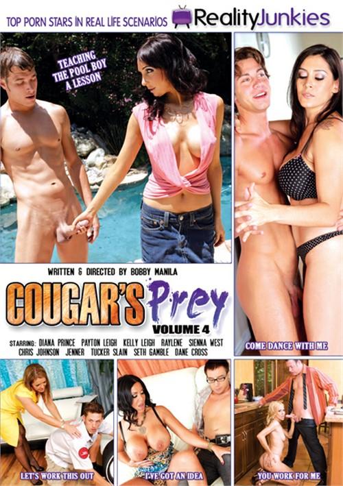 Cougars Prey 4