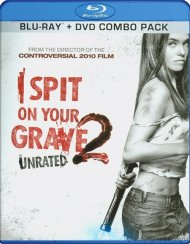 I Spit On Your Grave 2 (Blu-ray + DVD Combo) Blu-ray Movie