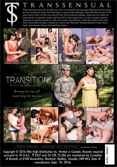 Operation and after change sex before
